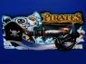 Zestaw Pirat 4 elementy