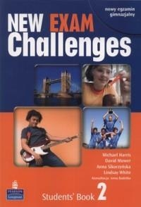 New Exam Challenges 2 Students' Book Harris Michael, Mower David, Sikorzyńska Anna, White Lindsay