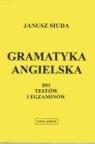Gramatyka ang. do testów i egzam. (żółta) ANGLOMAN