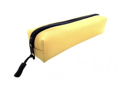 Piórnik silikonowy żółty NARCISSUS
