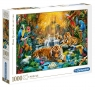 Puzzle High Quality Collection 1000: Mystic Tigers (39380)