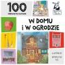 Kapitan Nauka. 100 pierwszych słówek - W domu i ogrodzie