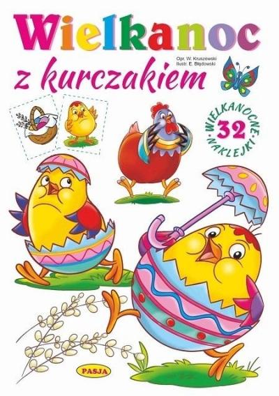 Wielkanoc z kurczakiem praca zbiorowa
