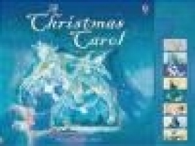 A Christmas Carol with sound panel Lesley Sims