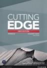 Cutting Edge Advanced Students Book + DVD