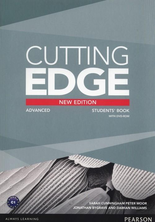 Cutting Edge Advanced Students Book + DVD Cunningham Sarah, Moor Peter, Bygrave Jonathan, Williams Damian