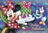 Puzzle 104 3D Vision Disney Minnie (20080)