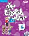 The English Ladder 4 Activity Book +CD House Susan, Scott Katharine