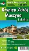 Mapa tur. - Krynica Zdrój, Muszyna i okolice WIT praca zbiorowa
