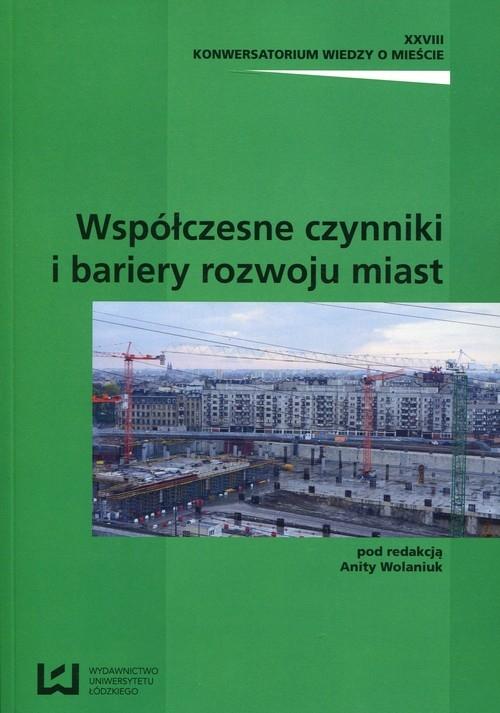 Konwersatorium Wiedzy o Mieście Tom XXVIII  rozwoju miast