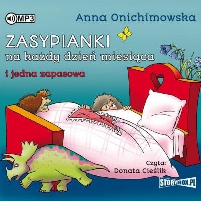 Zasypianki na każdy dzień miesiąca (Audiobook) Anna Onichimowska
