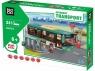 Klocki Blocki: Transport Autobusy 341 elementów (KB85014)