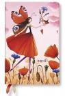 Kalendarz książkowy mini 2018 12M hor. Poppy Field