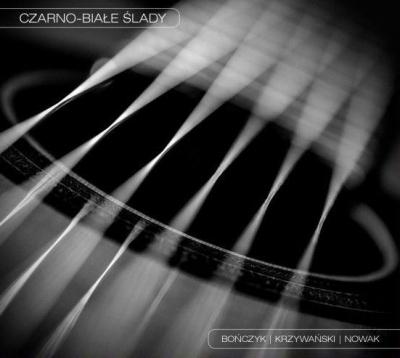 Czarno-białe ślady CD - Jacek Bończyk, Zbigniew Krzywański
