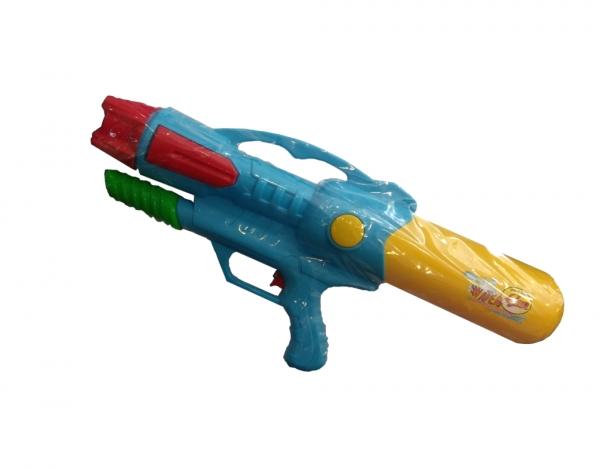 Pistolet na wodę - niebieski (FD016402)