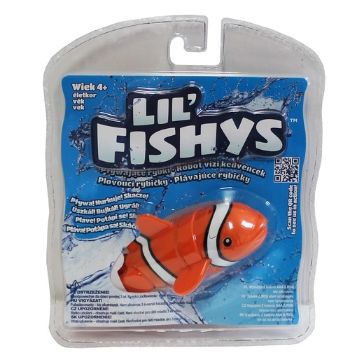 Lil Fishys Rybka Lucky