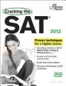 Cracking the SAT with DVD, 2013 Edition Princeton Review