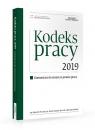 Kodeks pracy 2019 Komentarz do zmian w prawie pracy Paruch Sławomir, Stępień Robert, Nicińska Agnieszka