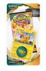 Pokemon TCG: Rebel Clash - Checklane Booster - Darkness Ablaze - Pikachu