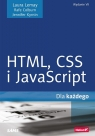 HTML CSS i JavaScript dla każdego Lemay Laura, Colburn Rafe, Kyrnin Jennifer