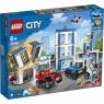 Lego City: Posterunek policji (60246) Wiek: 6+