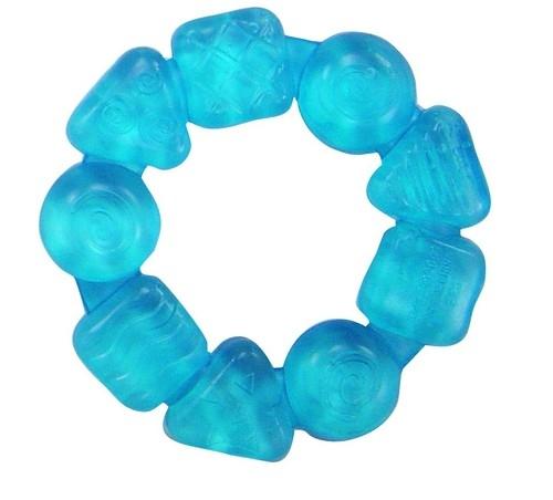 Gryzaki pierścienie niebieski
