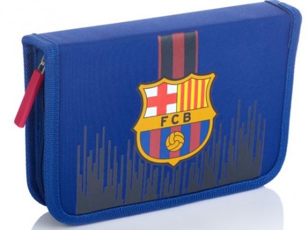 Piórnik pojedynczy bez wyposażenia FC Barcelona Barca Fan 7 (FC-235)