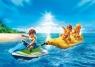 Skuter wodny z bananową łódką (6980)