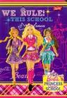 Zeszyt A5 Barbie w kratkę 32 kartki We rule