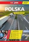Atlas drogowy Polska  1:250 000 z mapą Europy