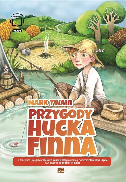 Przygody Hucka Finna (Audiobook) Mark Twain