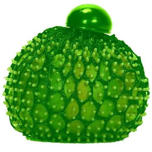 Rainbow Squishy Mesh Ball - zielony