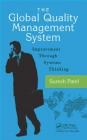 The Global Quality Management System Suresh Patel
