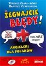Żegnajcie błędy! Angielski dla Polaków z płytą CD
