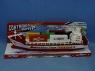 Statek 10elementów z kontenerami 7 sztuk