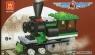 Klocki Wange Ligao 68 elementów Mini lokomotywa