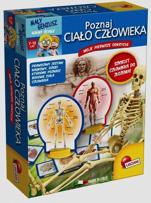 Poznaj ciało człowieka (P50802)