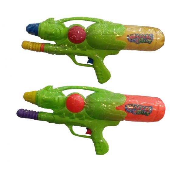 Pistolet na wodę - zielony MIX (FD015866)