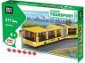 Klocki Blocki: Transport Autobus przegubowy 371 elementów (KB85016)