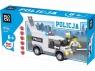 Klocki Blocki: Policja furgonetka - 85 elementów (KB6732)