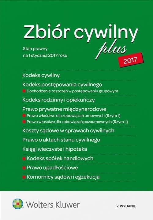 Zbiór cywilny 2017 PLUS
