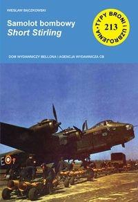 Samolot bombowy Short Stirling Bączkowski Wiesław