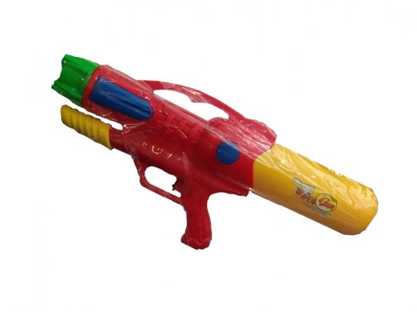 Pistolet na wodę - czerwony (FD016402)