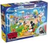 Puzzle dwustronne Myszka Miki 150