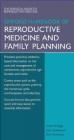 Oxford Handbook of Reproductive Medicine and Family Planning Elspeth McVeigh, John Guillebaud, Roy Homburg