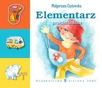 Elementarz przedszkolaka Czyżowska Małgorzata