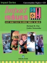 Impact Issues 30 key Issues...SB z CD Richard R. Day, Junko Yamanaka