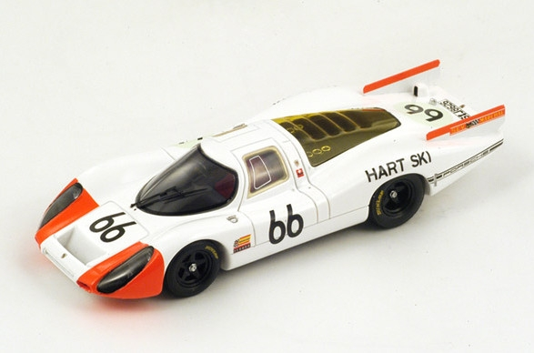 SPARK Porsche 907 #66 D. Spoerry (S3480)