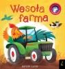 Książka rozkładanka Wesoła farma opracowanie zbiorowe