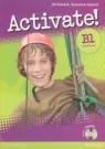Activate! B1 Workbook + iTest CD Florent Jill, Gaynor Suzanne